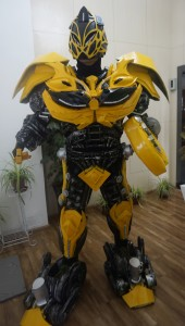 Transformers for hire with Robot Networks Ireland