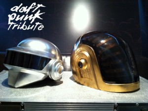 Daft Punk Tribute_Robots for Hire