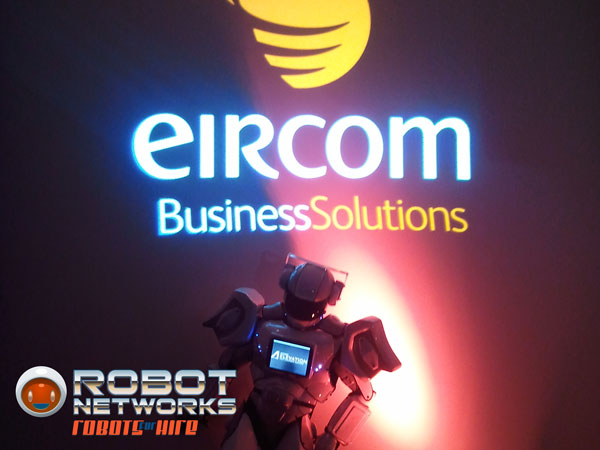 Robot-TED with Robot Networks Ireland