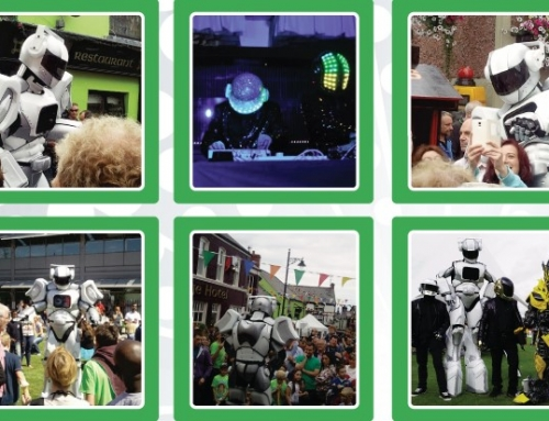 Robots for Festivals