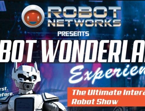 Robot Wonderland